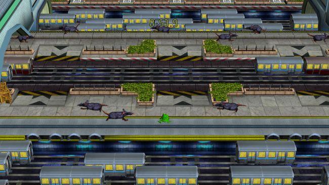 Frogger Returns - Screenshots - Bild 4
