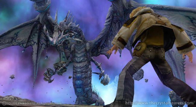 Final Fantasy Crystal Chronicles: The Crystal Bearers - Screenshots - Bild 3