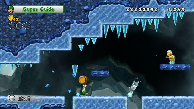 New Super Mario Bros. Wii - Screenshots - Bild 17