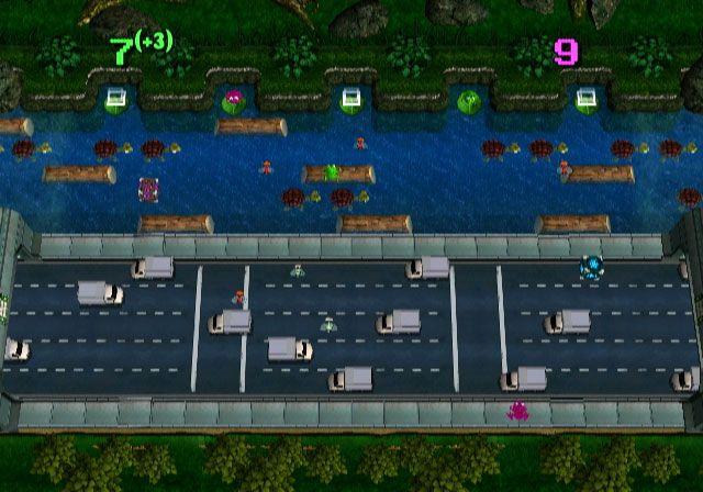 Frogger Returns - Screenshots - Bild 10