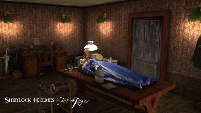 Sherlock Holmes jagt Jack the Ripper - Screenshots - Bild 6
