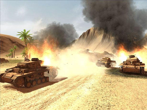 Theatre of War 2: Africa 1943 - Screenshots - Bild 11