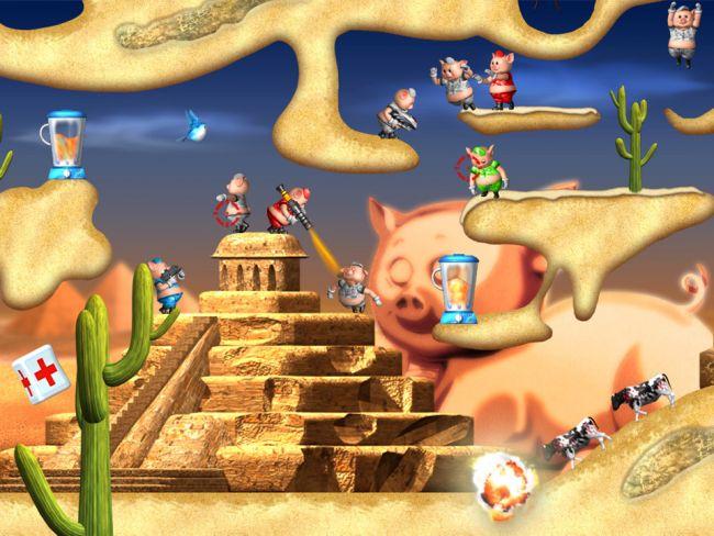 War Pig - Screenshots - Bild 2