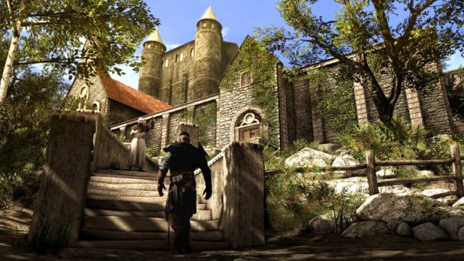 Hellion: Mystery of the Inquisition - Screenshots - Bild 3