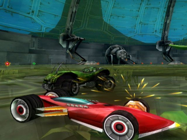 Hot Wheels Battle Force 5 - Screenshots - Bild 10