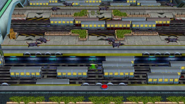 Frogger Returns - Screenshots - Bild 3