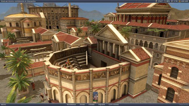 Grand Ages: Rome - Reign of Augustus - Screenshots - Bild 3