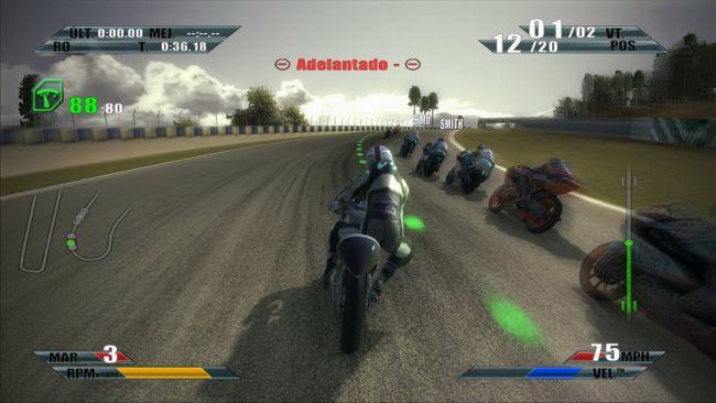 MotoGP 09/10 - Screenshots - Bild 19