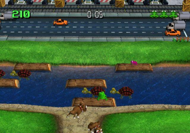 Frogger Returns - Screenshots - Bild 7