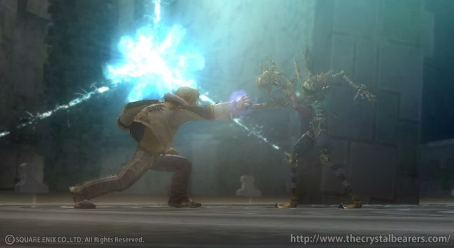 Final Fantasy Crystal Chronicles: The Crystal Bearers - Screenshots - Bild 9