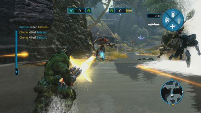 James Cameron's Avatar: Das Spiel - Screenshots - Bild 3
