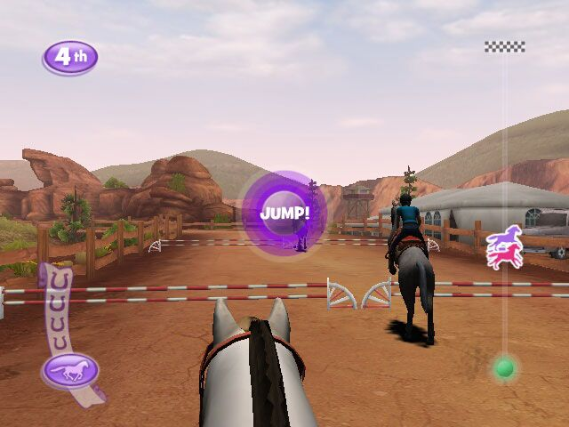 Pony Friends 2 - Screenshots - Bild 1