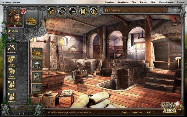 Gilde 1400 - Screenshots - Bild 8