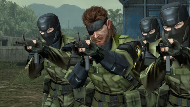 Metal Gear Solid Peace Walker - Screenshots - Bild 7