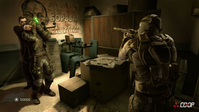Tom Clancy's Splinter Cell: Conviction - Screenshots - Bild 6