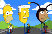 The Simpsons Arcade - Screenshots - Bild 6