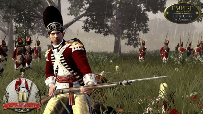 Empire: Total War - DLC: Elite-Einheiten Amerikas - Screenshots - Bild 5