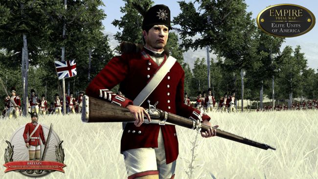 Empire: Total War - DLC: Elite-Einheiten Amerikas - Screenshots - Bild 6