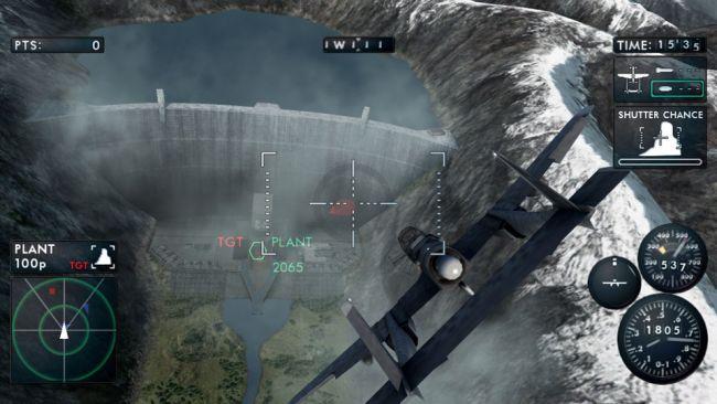 Sky Crawlers: Innocent Aces - Screenshots - Bild 1