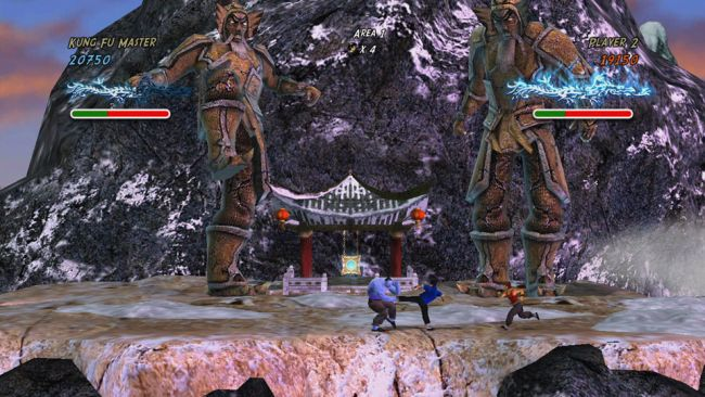 Revenge of the Wounded Dragons - Screenshots - Bild 3