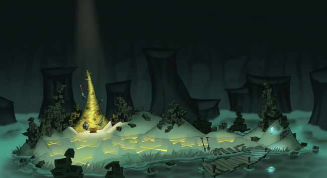 Tales of Monkey Island Chapter 5: Rise of the Pirate God - Artworks - Bild 8