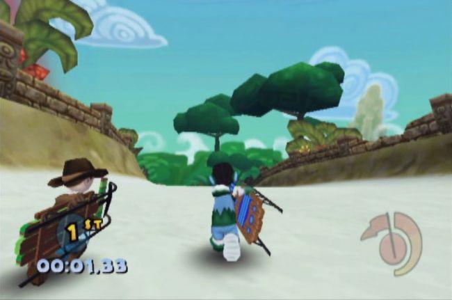 Sled Shred - Screenshots - Bild 8
