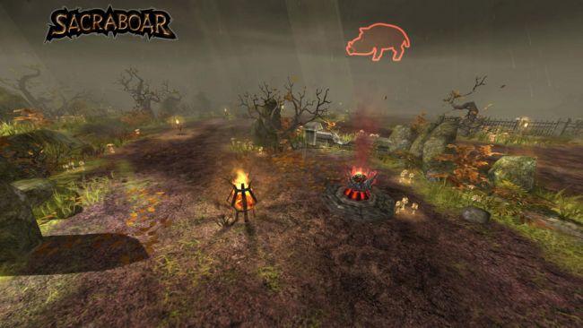 Sacraboar - Screenshots - Bild 4