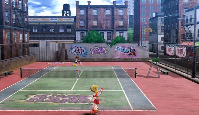 Hot Shots Tennis PSP - Screenshots - Bild 2