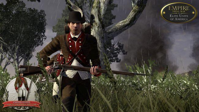 Empire: Total War - DLC: Elite-Einheiten Amerikas - Screenshots - Bild 14