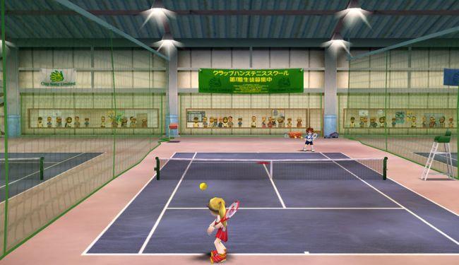 Hot Shots Tennis PSP - Screenshots - Bild 1