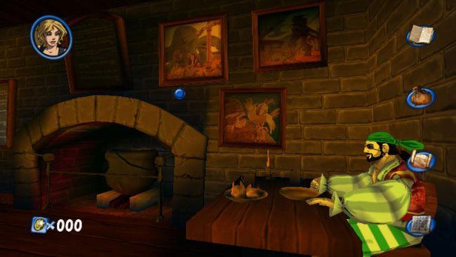Pirates: Adventures of the Black Corsair - Screenshots - Bild 4