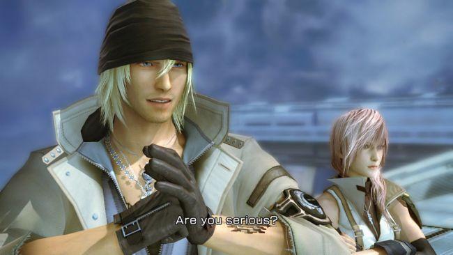 Final Fantasy XIII - Screenshots - Bild 9