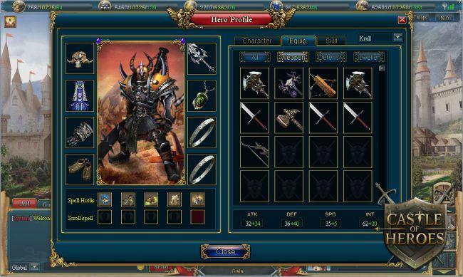 Castle of Heroes - Screenshots - Bild 4