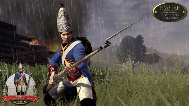 Empire: Total War - DLC: Elite-Einheiten Amerikas - Screenshots - Bild 3