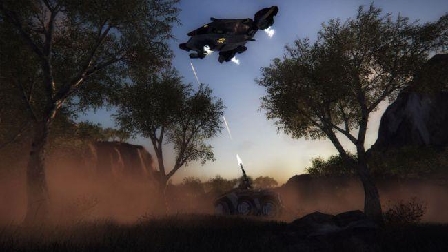 Carrier Command: Gaea Mission - Screenshots - Bild 10