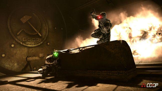 Tom Clancy's Splinter Cell: Conviction - Screenshots - Bild 1