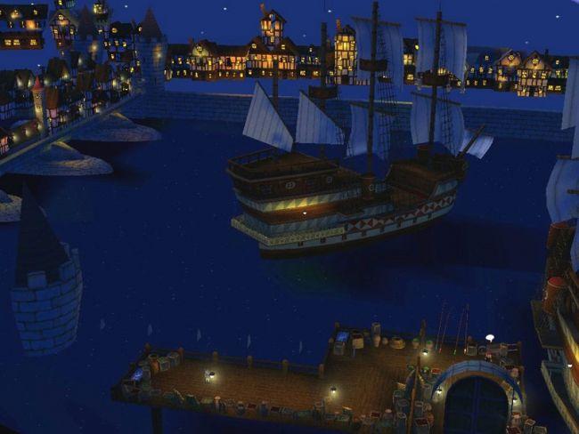 Pirates: Adventures of the Black Corsair - Screenshots - Bild 1