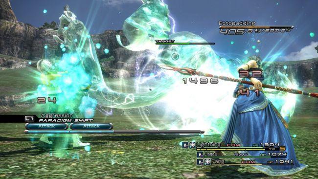 Final Fantasy XIII - Screenshots - Bild 5