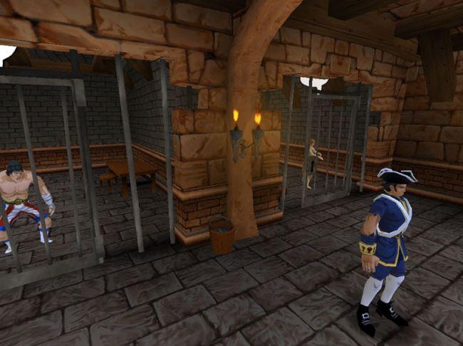 Pirates: Adventures of the Black Corsair - Screenshots - Bild 7