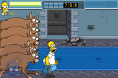 The Simpsons Arcade - Screenshots - Bild 5
