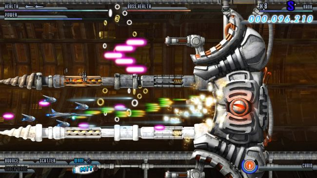 Söldner-X 2: Final Prototype - Screenshots - Bild 2