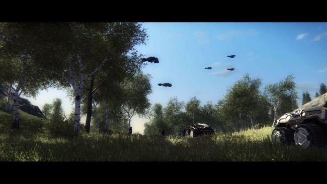Carrier Command: Gaea Mission - Screenshots - Bild 1