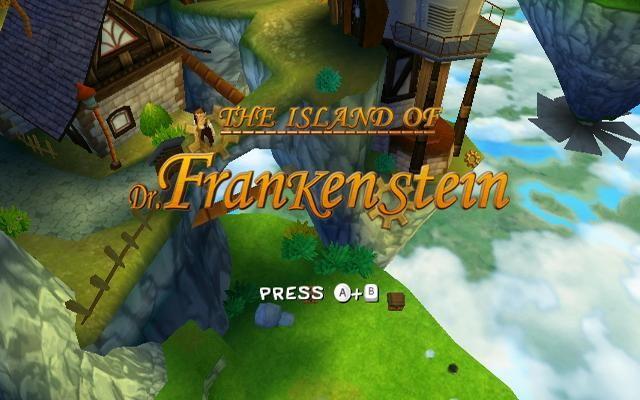 The Island of Dr. Frankenstein - Screenshots - Bild 1