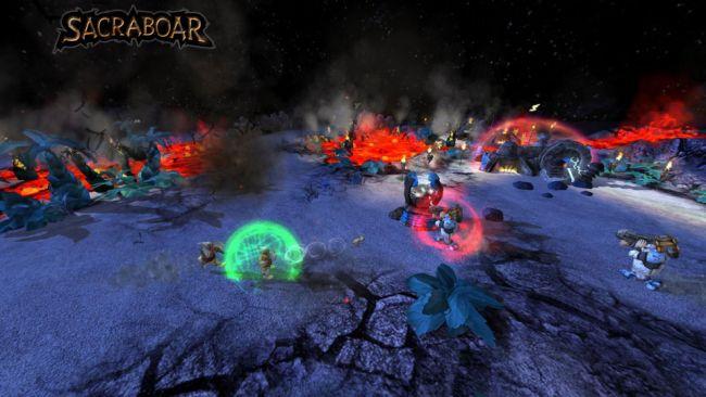 Sacraboar - Screenshots - Bild 2