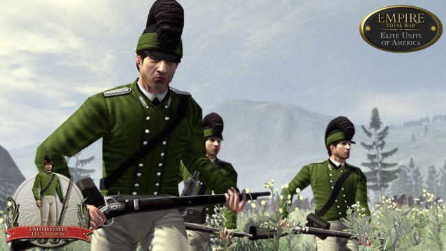 Empire: Total War - DLC: Elite-Einheiten Amerikas - Screenshots - Bild 13