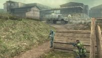 Metal Gear Solid Peace Walker - Screenshots - Bild 1