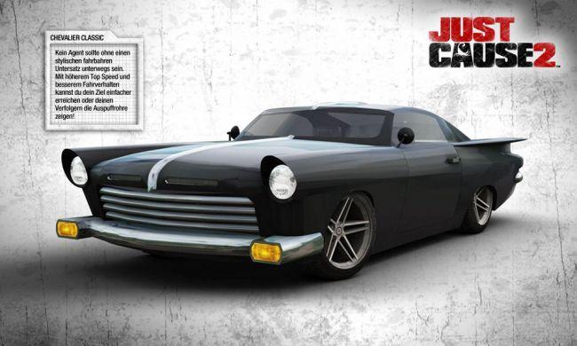 Just Cause 2 - Limited Edition - Artworks - Bild 7