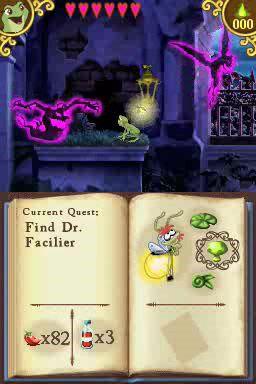 Küss den Frosch - Screenshots - Bild 11