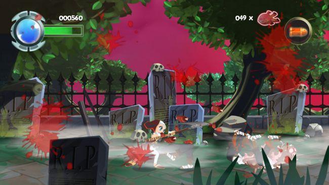 Twin Blades: The Reaping Vanguard - Screenshots - Bild 2