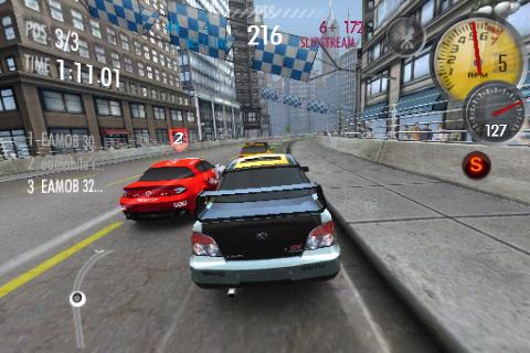 Need for Speed: Shift - Screenshots - Bild 4